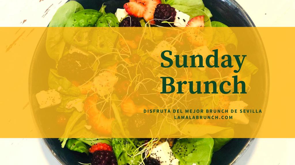 brunch domingo sevilla